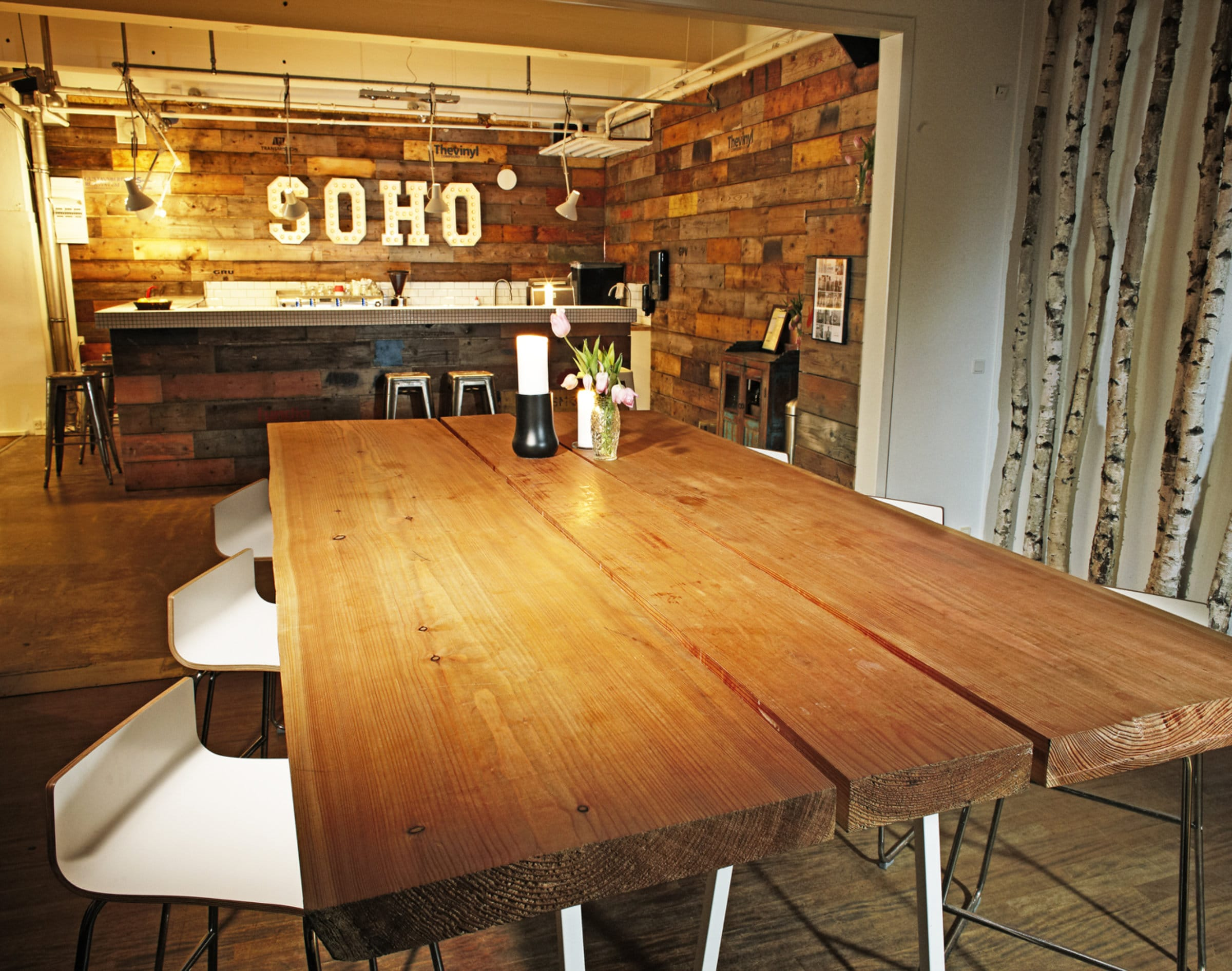 The Style Office - SOHO & NOHO workspace Copenhagen