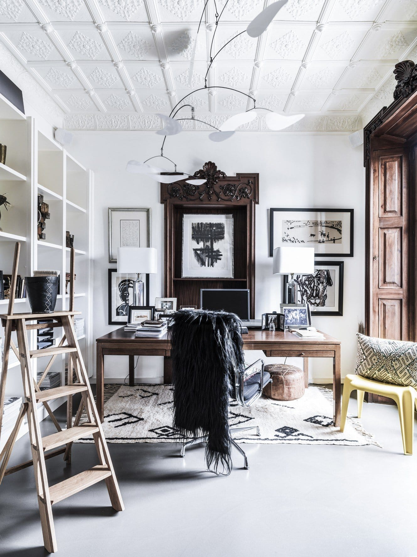 Move and work by malene birger the style office for Home interior work
