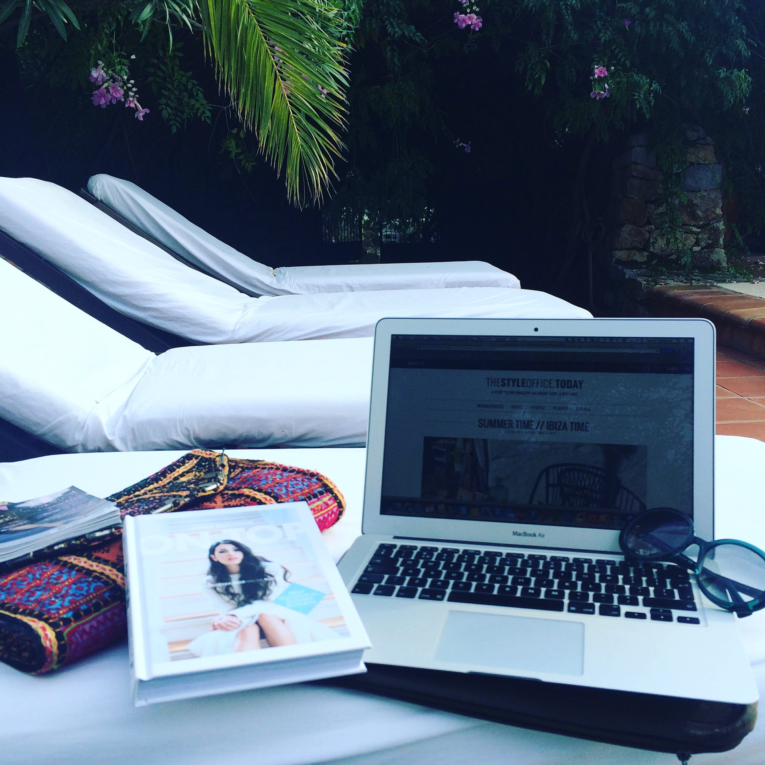 The Style Office // Coworking Ibiza!
