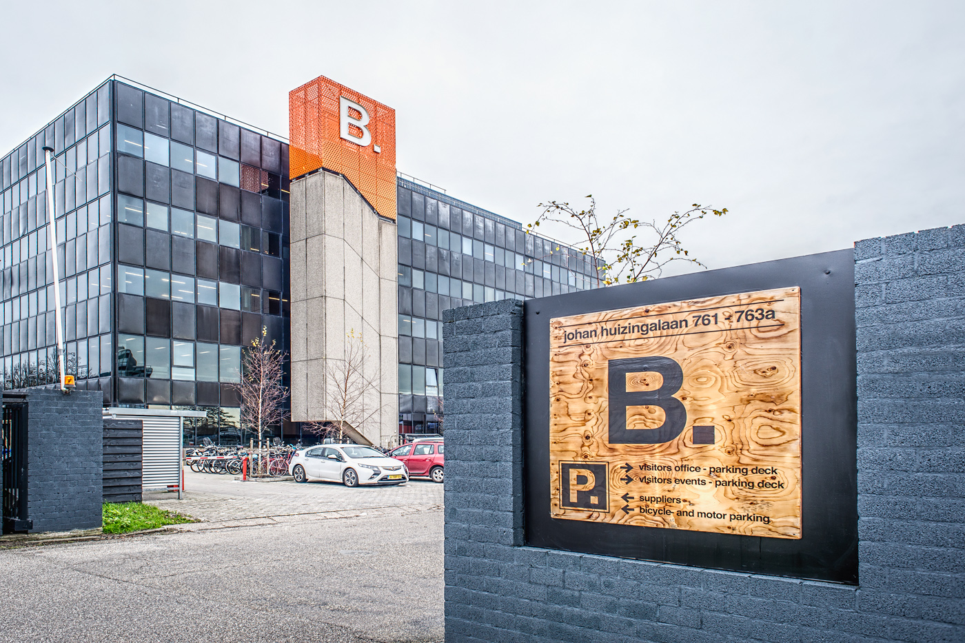 B. Amsterdam // The Style Office