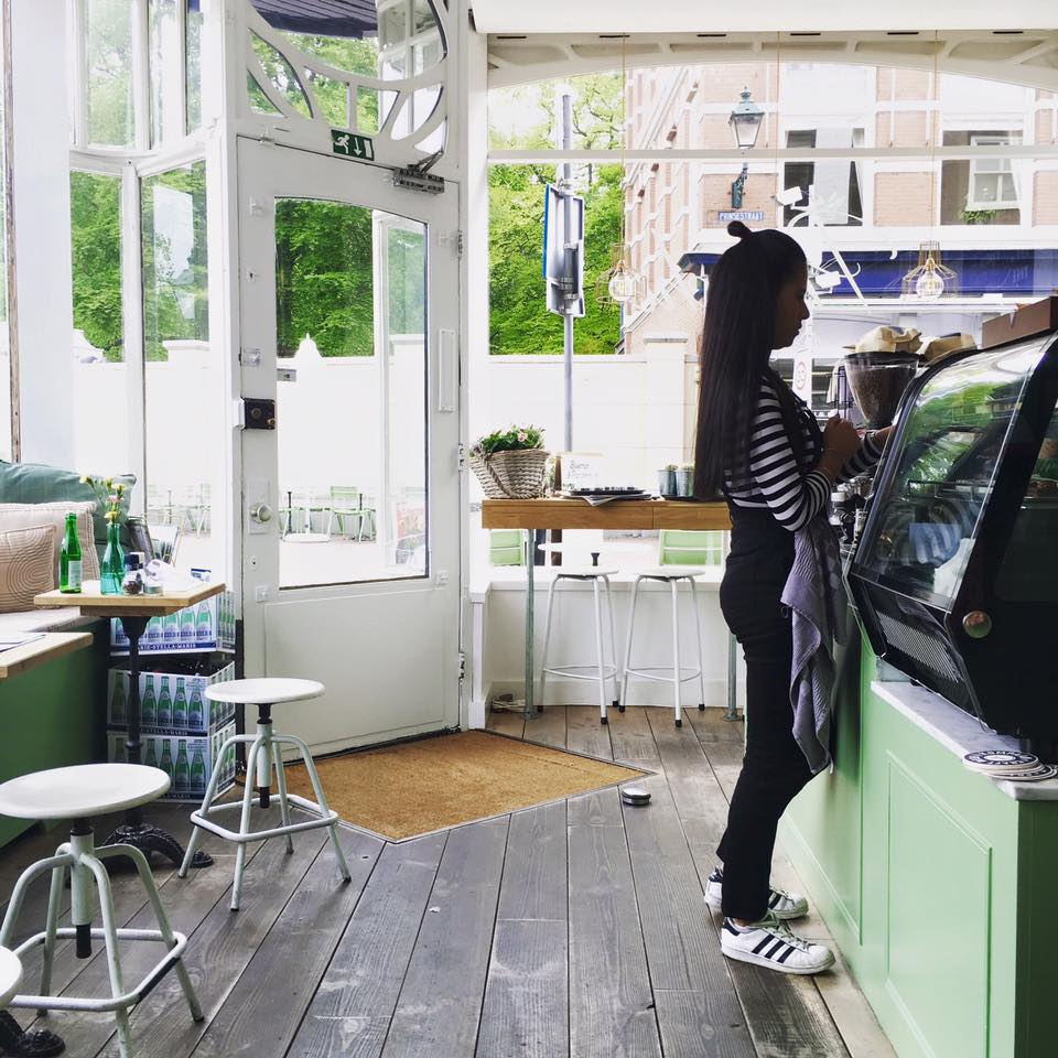 The Style Office // Pistache Cafe