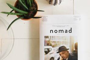 More than visual art // NOMAD magazine