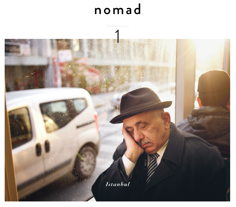 The Style Office // nomad magazine