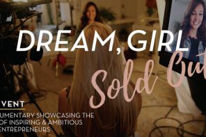 DREAM BIG, DREAM GIRL // FILMSCREENING