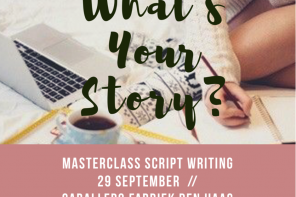 Masterclass Script Writing // Life Design