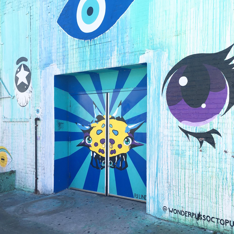 The Style Office // New York Street Art Bike Tour Pim Philip